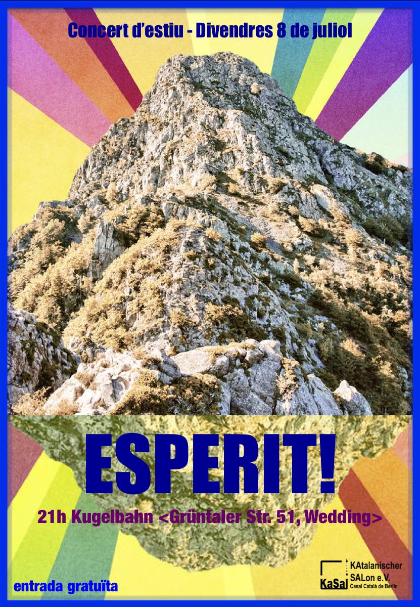 Cartell Esperit!